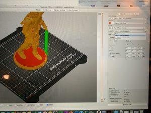 3D-tulostamisen testailua mallinnoksessa