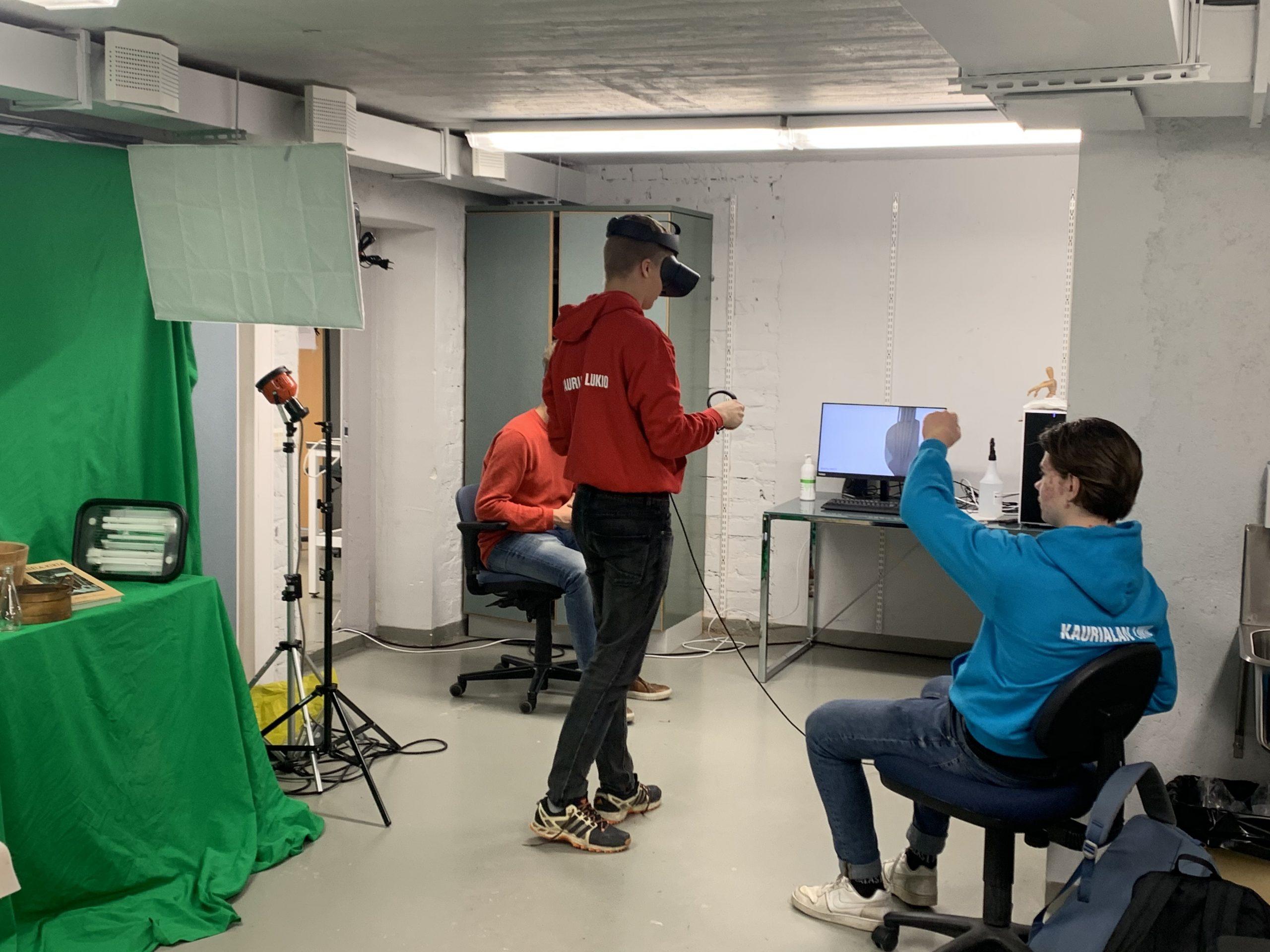 Read more about the article Kokemuksia ja huomioita virtuaaliteknologiasta oppimisympäristönä